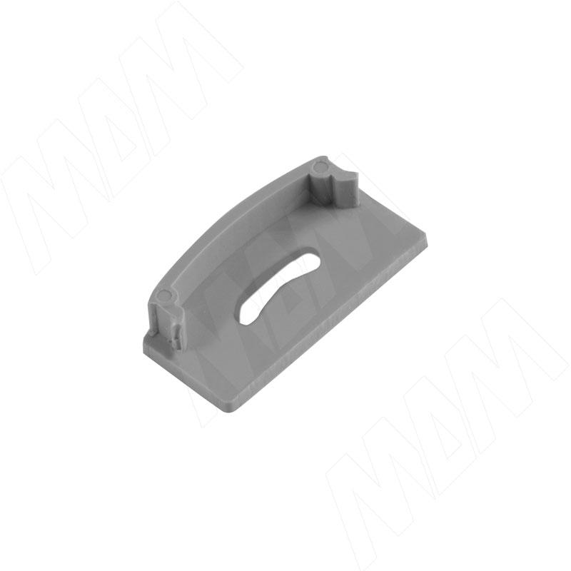 Заглушка торцевая для SM4, с отверстием (LSPA-CAP-SM4-1) arlight заглушка для alu flat с отверстием