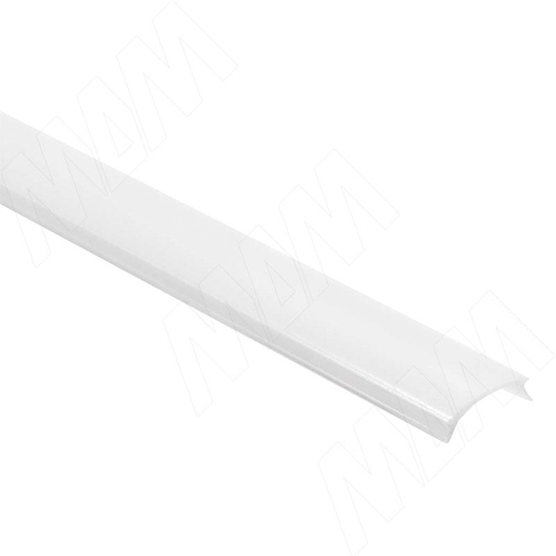 Рассеиватель белый матовый для профиля SM-x/FM-x/CM1/GL3.152, L-2000 фото товара 1 - LSPA-DIF1.2-M