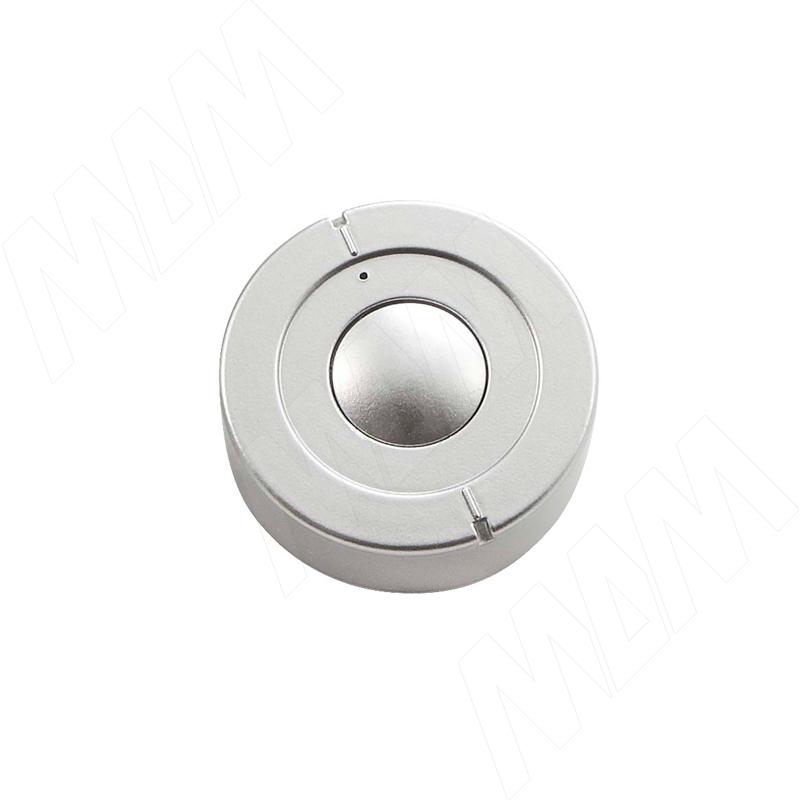 CALL ME Пульт дистанционного управления, серебро (SW12/24-RC-AL)