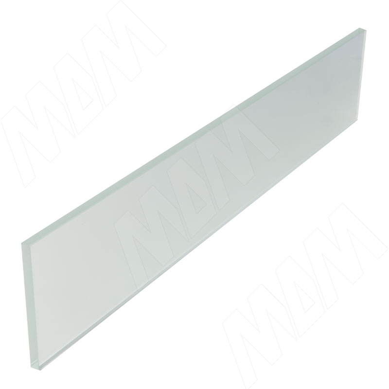 Вставка из стекла мат. 500 (96х463 мм) (CRYSTAL500MT)