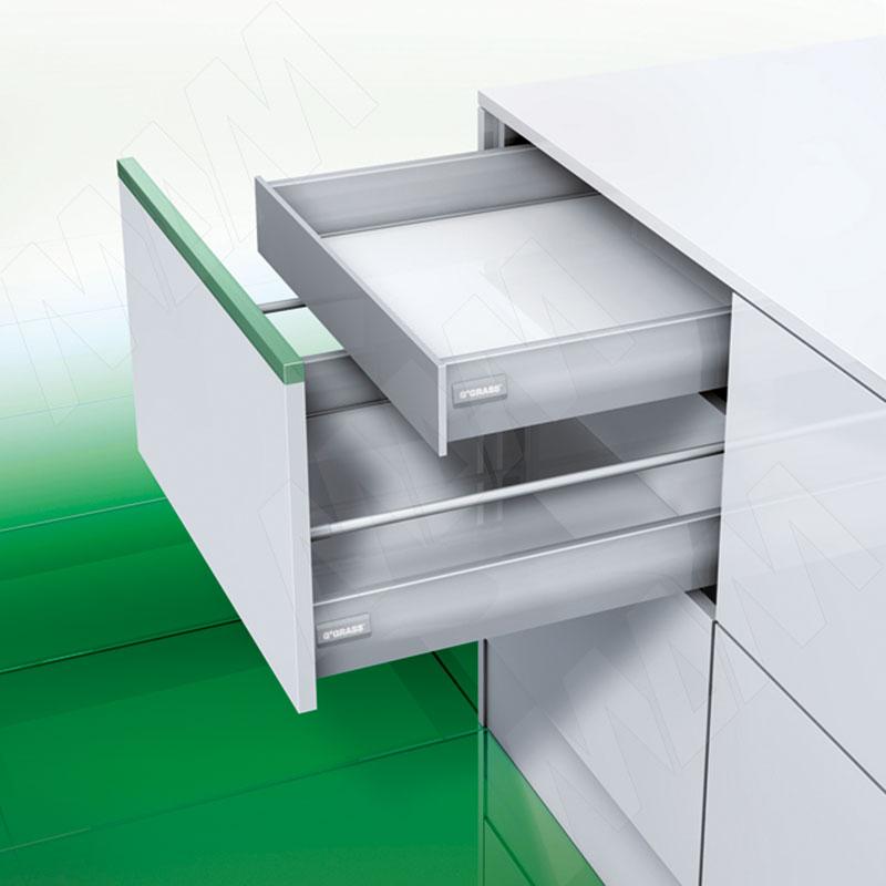 DWD XP Внутренний ящик, высота 95 мм, длина 450 мм фото товара 1 - DWDXP.SI.095.450