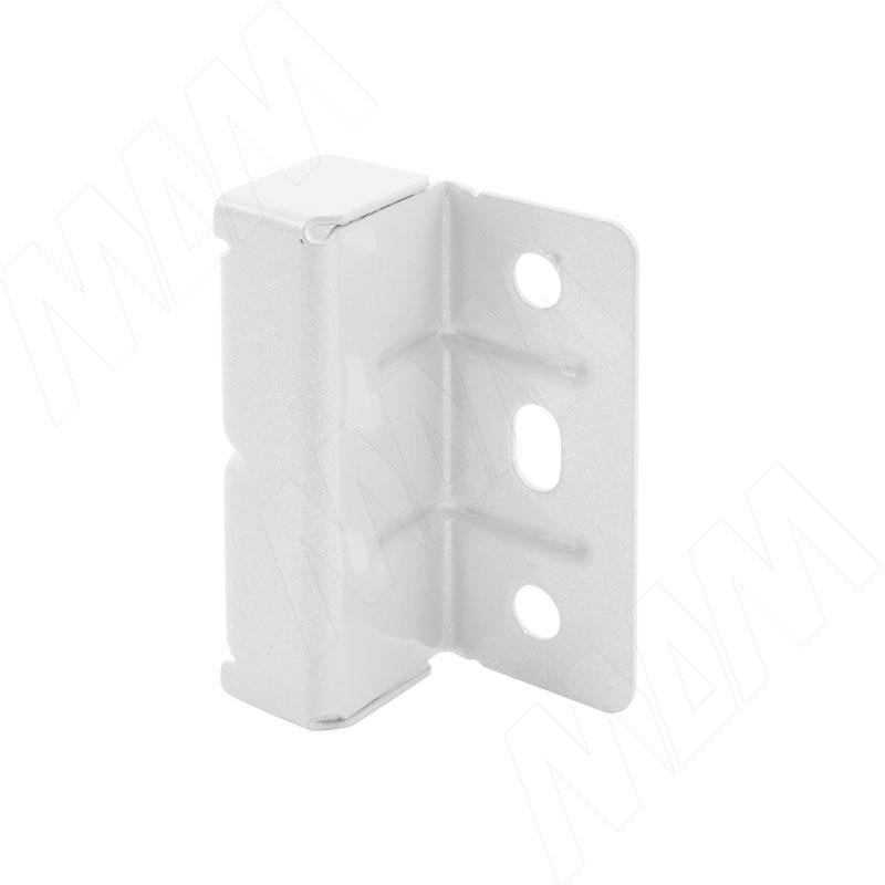 DWD XP Фиксатор рейлинга к задней стенке (белый) (F092076725) dwd xp фиксатор задней стенки левый f092082925 l