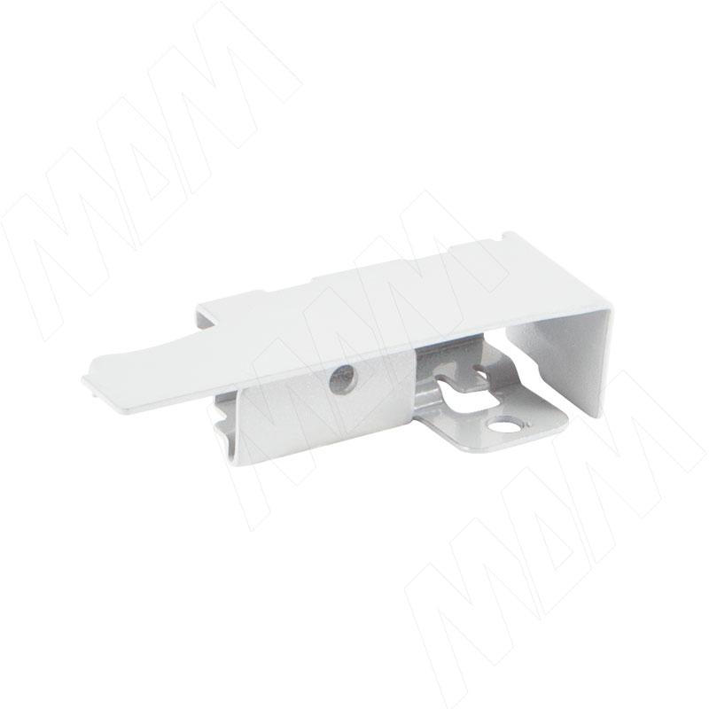 DWD XP Фиксатор задней стенки, белый (левый) (F092082928 L) стенки