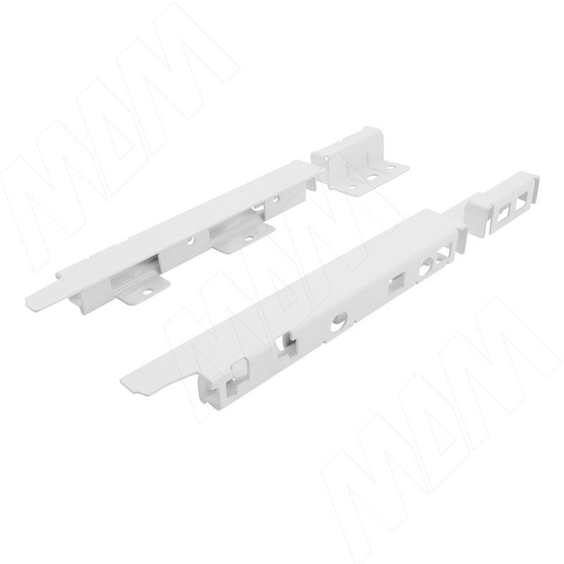 DWD XP Фиксатор задней стенки для ящика с рейлингом, белый (левый+правый) (F092082993) dwd xp фиксатор задней стенки левый f092082925 l