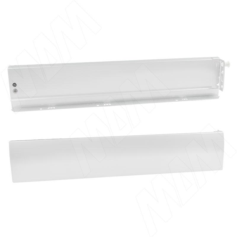NOVA PRO DELUXE Боковины 500 мм (левая+правая), h90 мм, белая (F100065042)