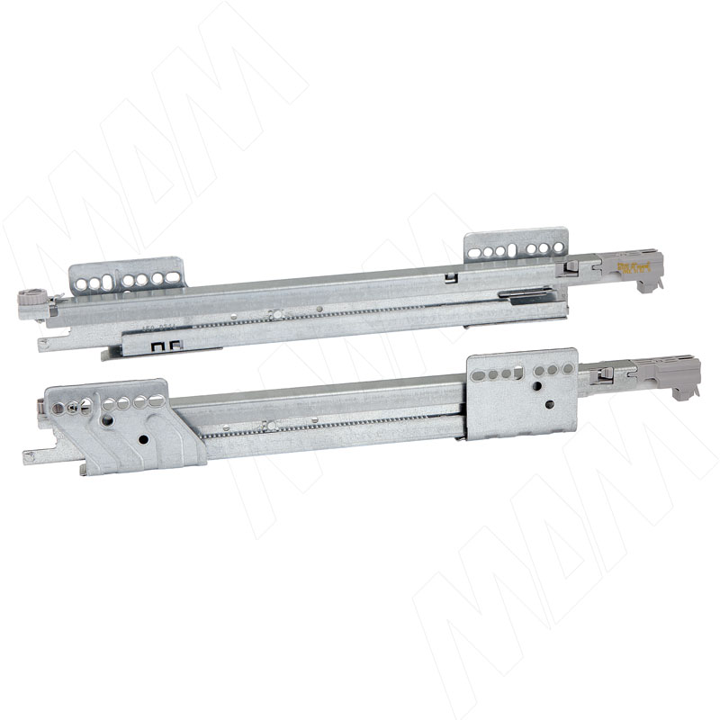 NOVA PRO TIPMATIC PLUS Направляющие к боковине 500 мм (прав.+лев.), с толкателем (F101068295)