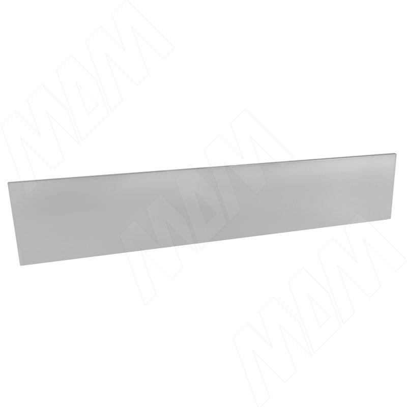 DWD XP фасад внутреннего ящика F8, 1200 мм, h95 мм, серый металлик (F092101372) недорого