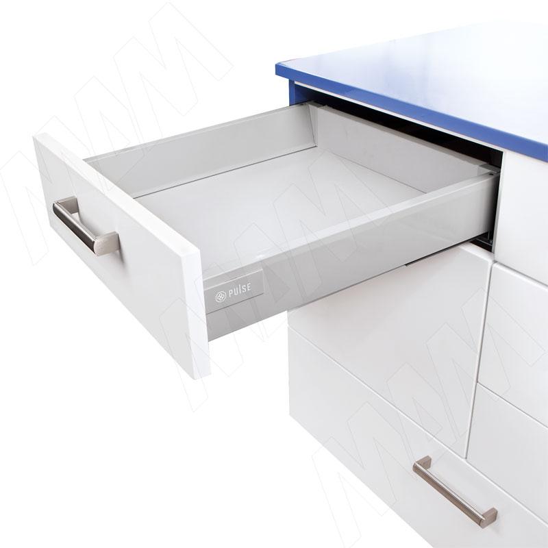 цена M-TECH стандартный ящик, высота 96 мм, длина 300 мм, серый металлик (MT.S.300G (серый)) онлайн в 2017 году