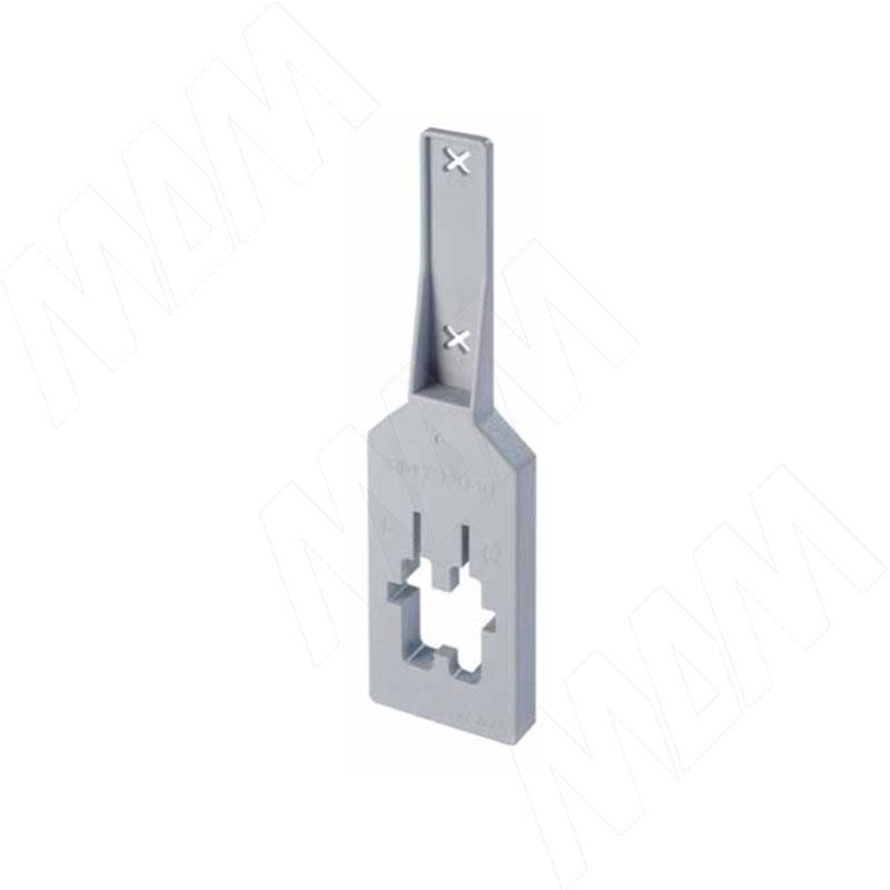 IMPAZ Разметочный шаблон для продольного рейлинга (RMD 92.040)