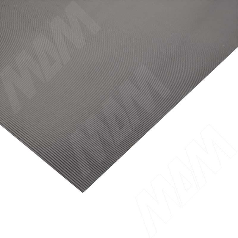 Покрытие для кухонных шкафов 480х1,2 мм, рифл., антрацит (TRBC ANTHRACITE)