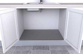 Поддон под кухонную мойку сантери мебель для ванной