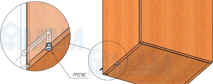 Схема установки шкафа купе фото 812